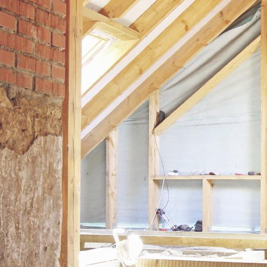 Baeuerle Baustoffe Innenausbau Dachschraege