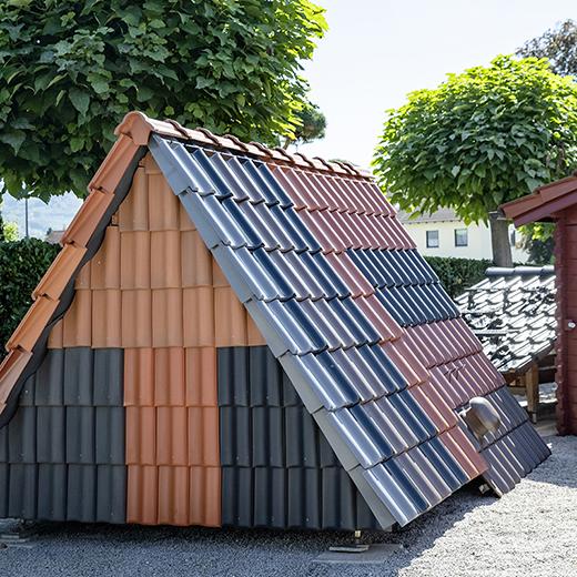 Baeuerle Baustoffe Dachziegel